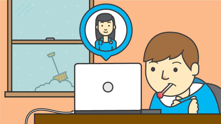 Online Doctor Visit