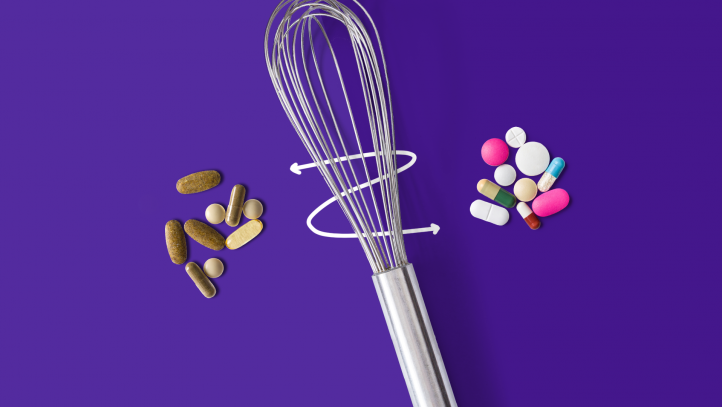 How diet and supplements can interact with medications
