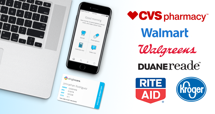 singlecare will still be accepted at cvs walmart walgreens and more - Singlecare Prescription Card