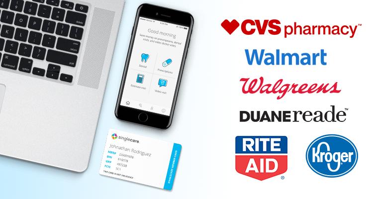 SingleCare Will Still Be Accepted at CVS, Walmart, Walgreens, and More