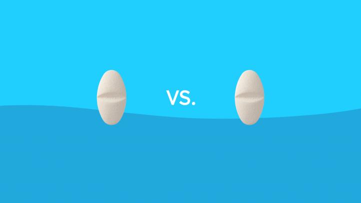 pantoprazole vs. omeprazole drug comparisons