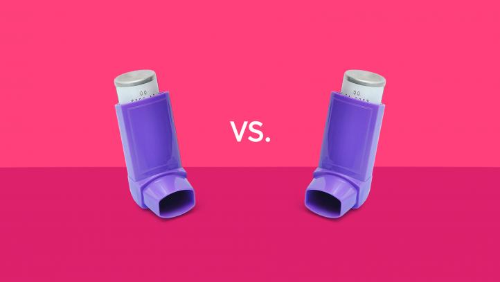 Breo vs Advair drug comparisons