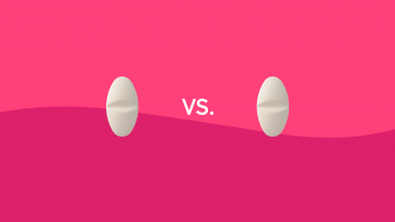 Diclofenac vs. ibuprofen drug comparison