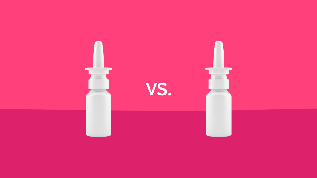 allergic rhinitis nasal spray
