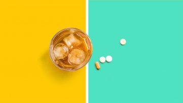 Drinking alcohol on antibiotics