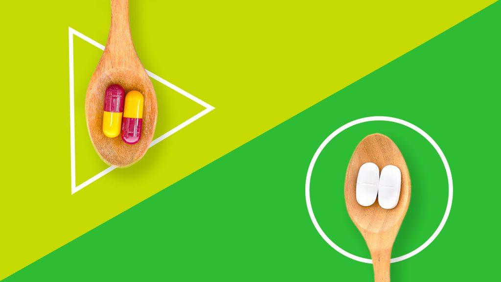 Probiotics and antibiotics