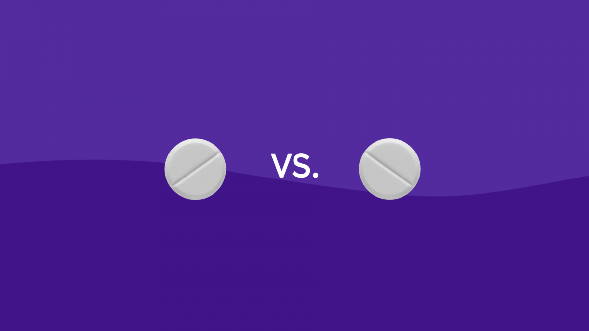 Nucynta Vs Oxycodone Differences Similarities And Which Is