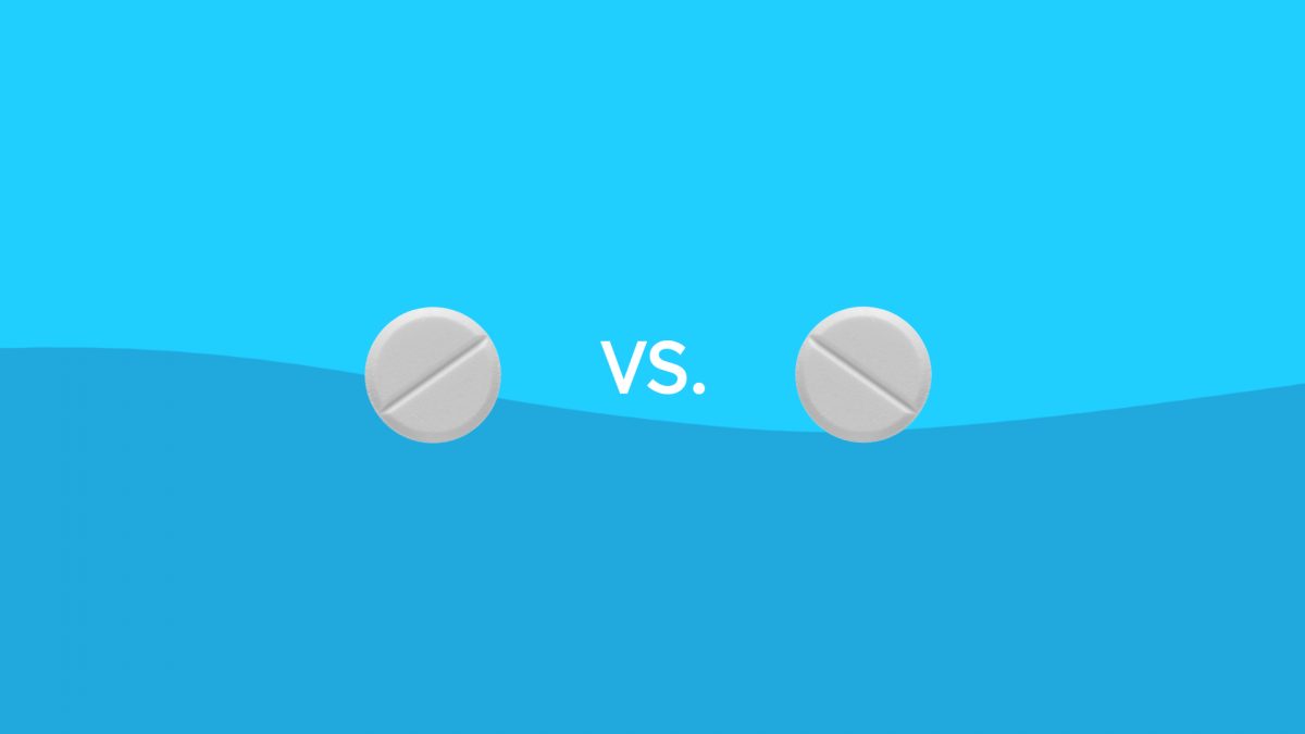 Zantac vs Prilosec drug comparisons
