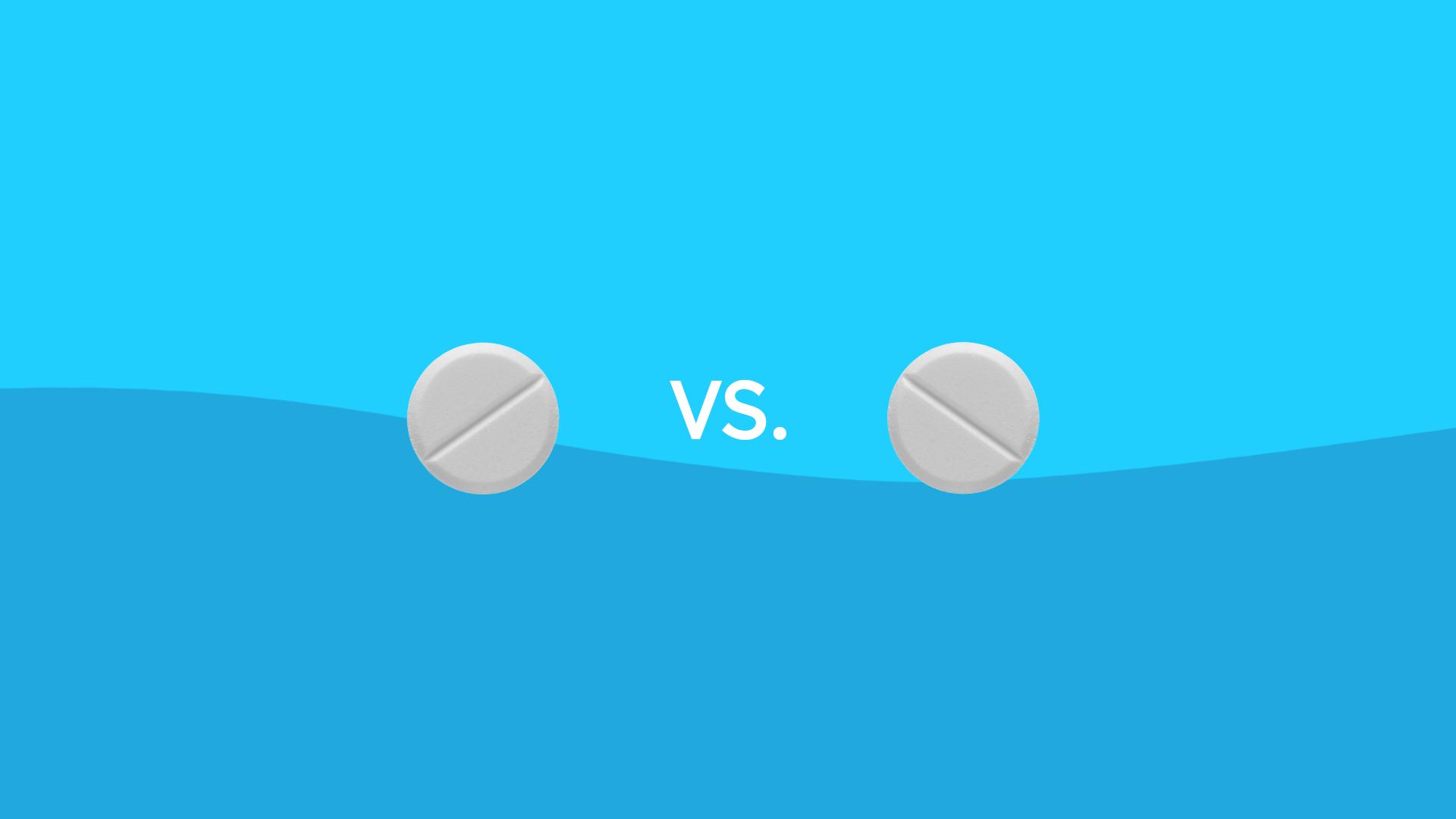 Zantac vs. Prilosec: Main Differences and Similarities