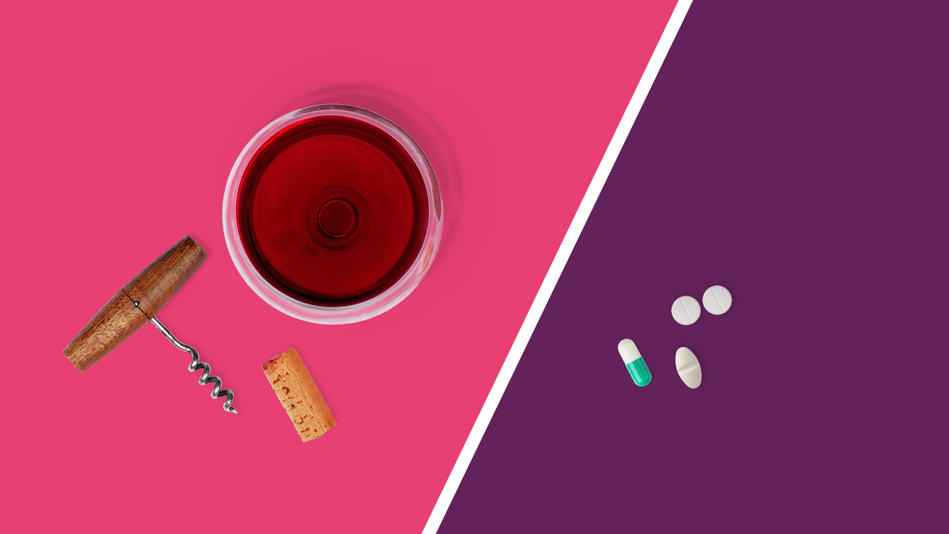 Is it safe to take anti-anxiety medication with alcohol?