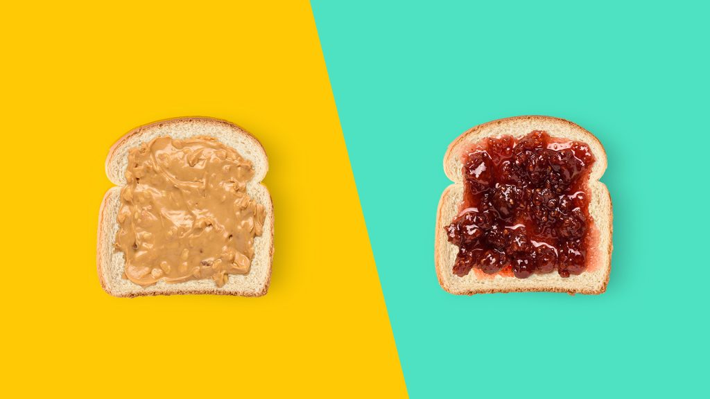Peanut Butter and Jelly -- prepping kids allergies school