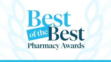 Best of the Best Pharmacy Awards blog cover