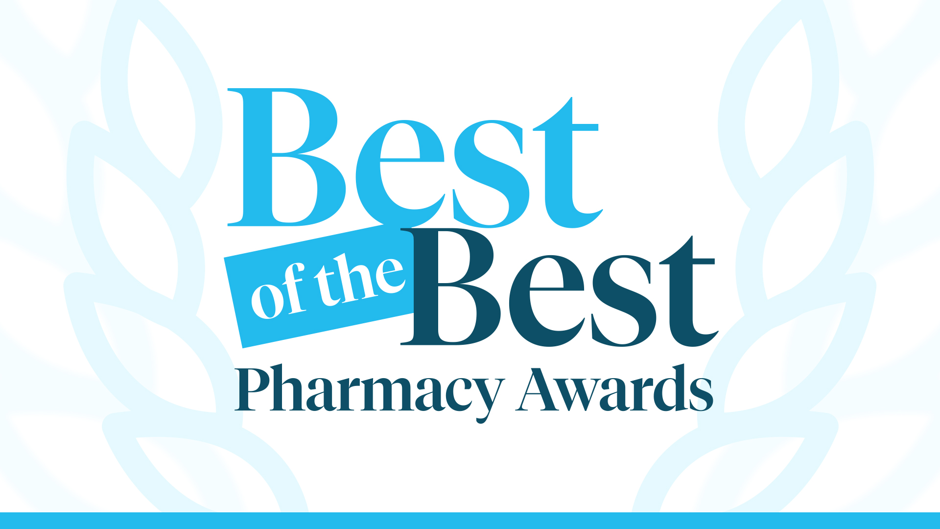 Nominate your favorite pharmacy and staff now!