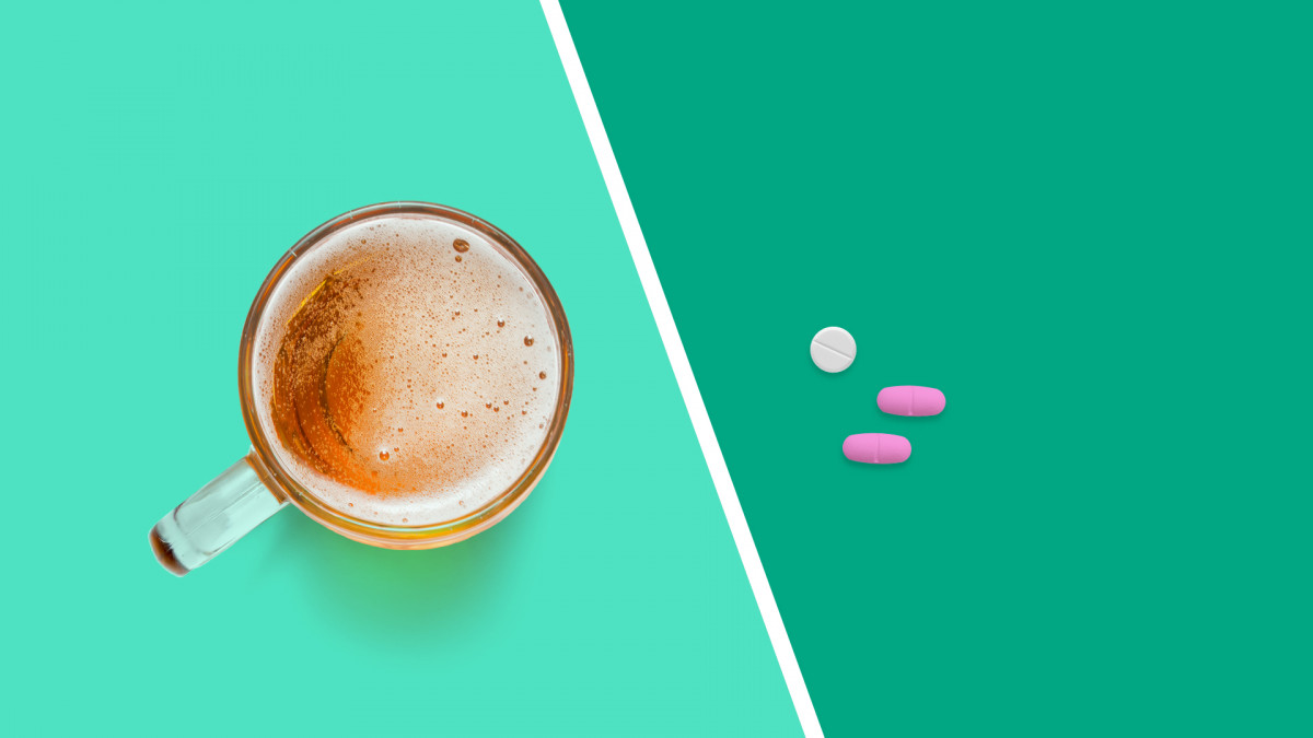 Beer and Benadryl - Alcohol and Allergy Meds