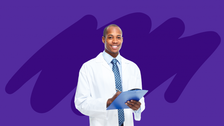 What do pharmacists do? An image of a pharmacist symbolizes an explanation