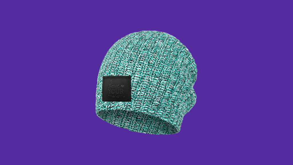 Gifts that give back: Love Your Melon beanie