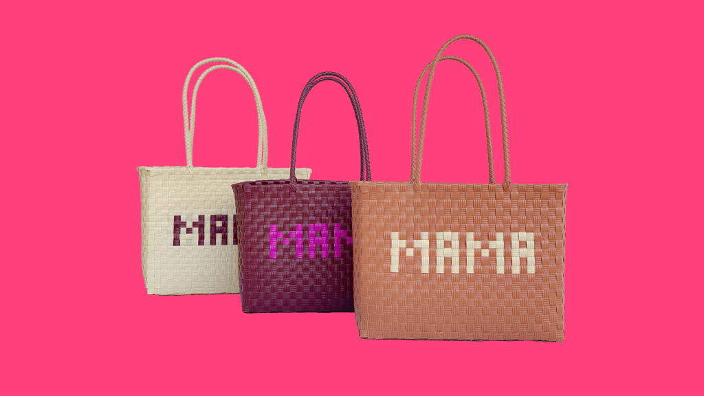 Gifts that give back: Mama Tote Bag from Every Mother Counts