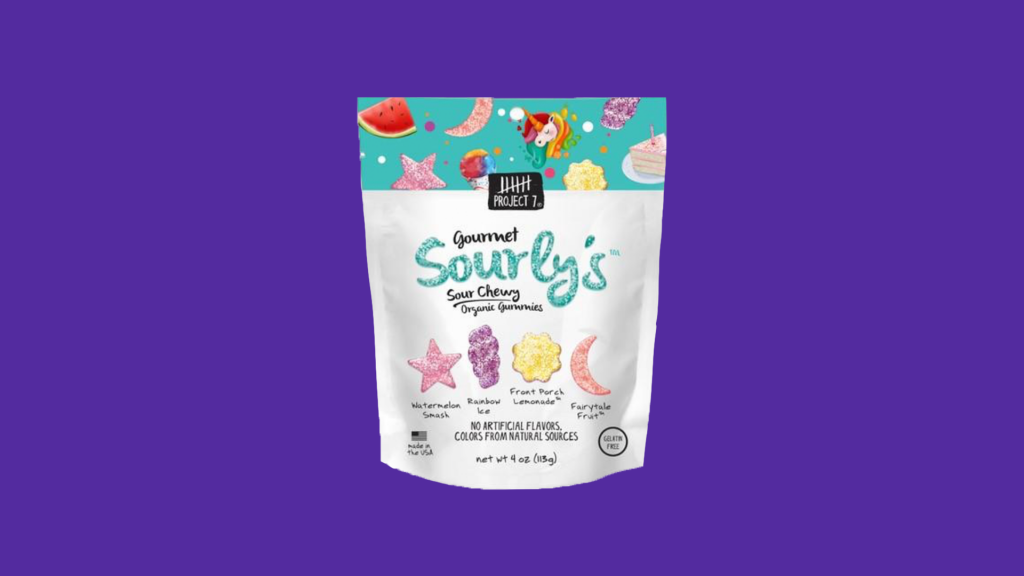 Gifts that give back: Gourmet gummies