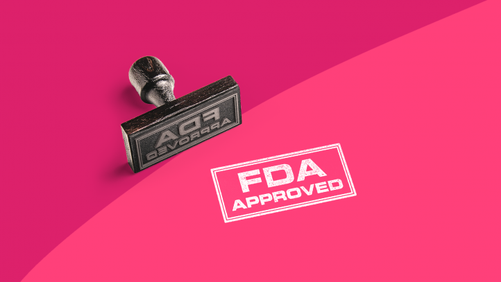 A stamp for FDA approval