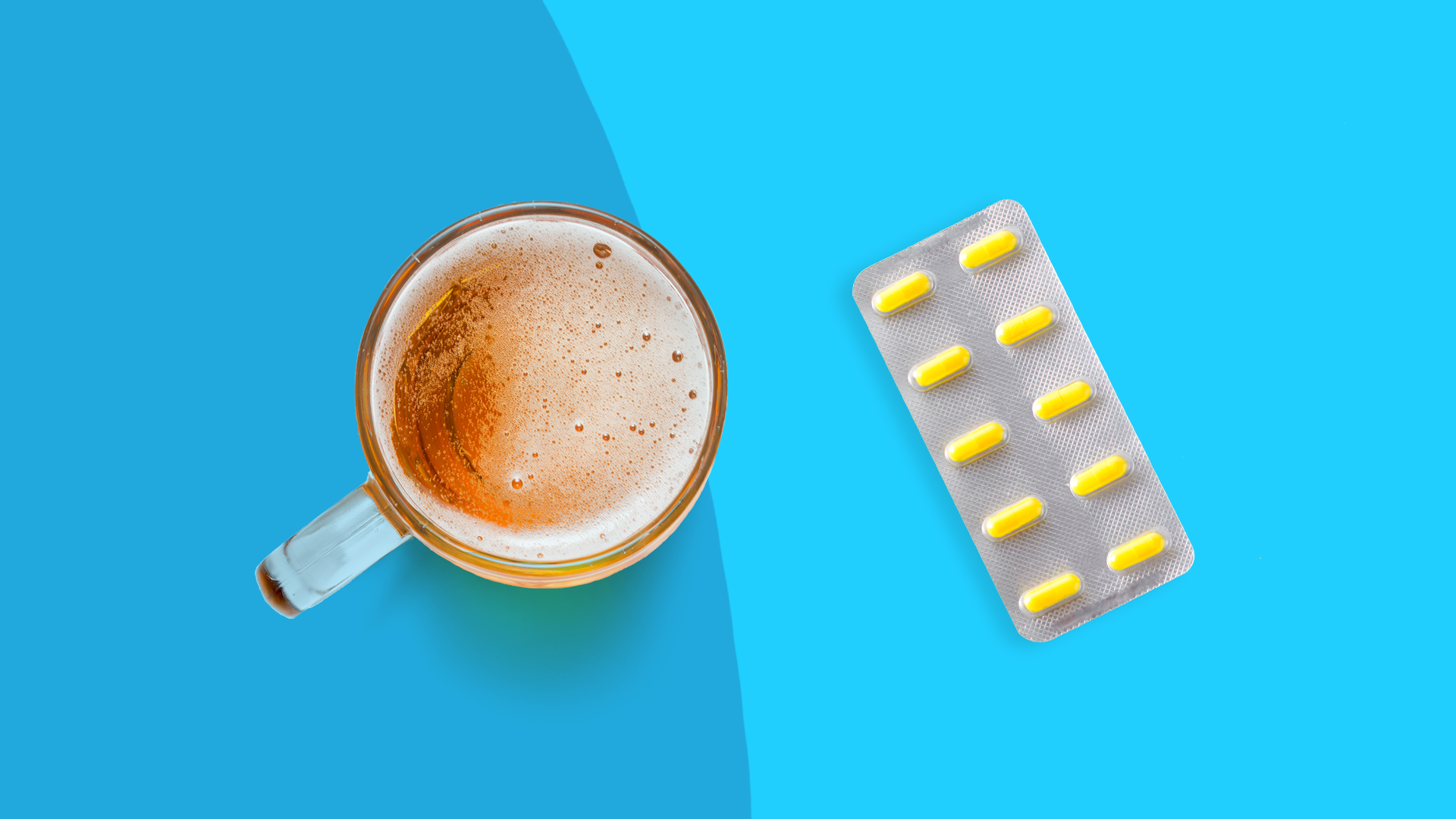 Is it safe to drink alcohol with cold and flu medication?