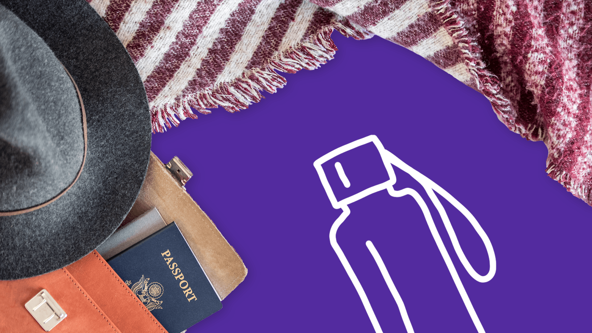6 ways to avoid getting sick while traveling