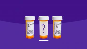 What is Meloxicam - pill bottles