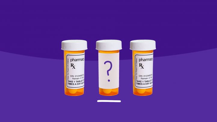 What is Meloxicam - pill bottles
