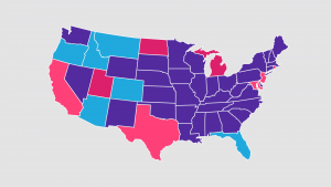The most prescribed drugs in every state in 2019