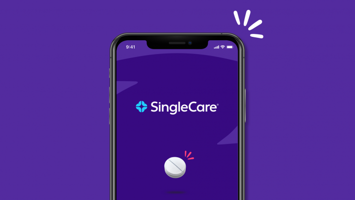 An image of the SingleCare app