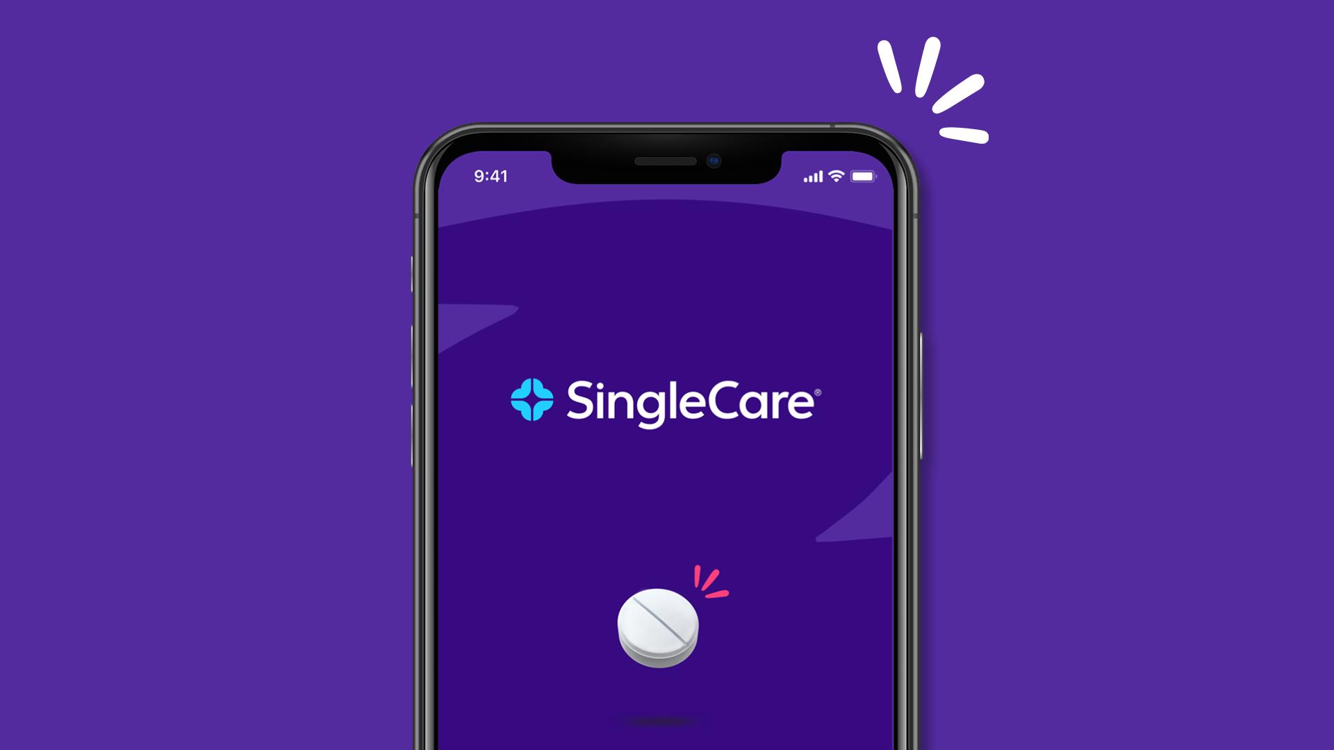 How do I use the SingleCare app?