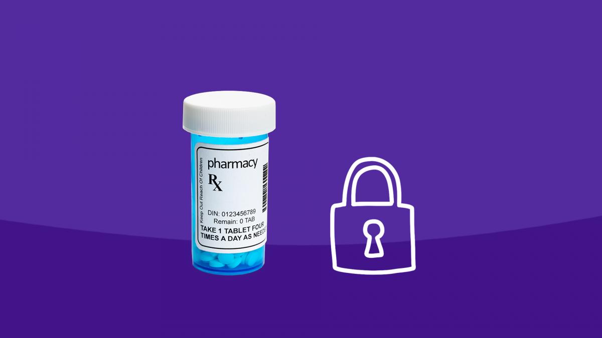 Medicine storage safety for children