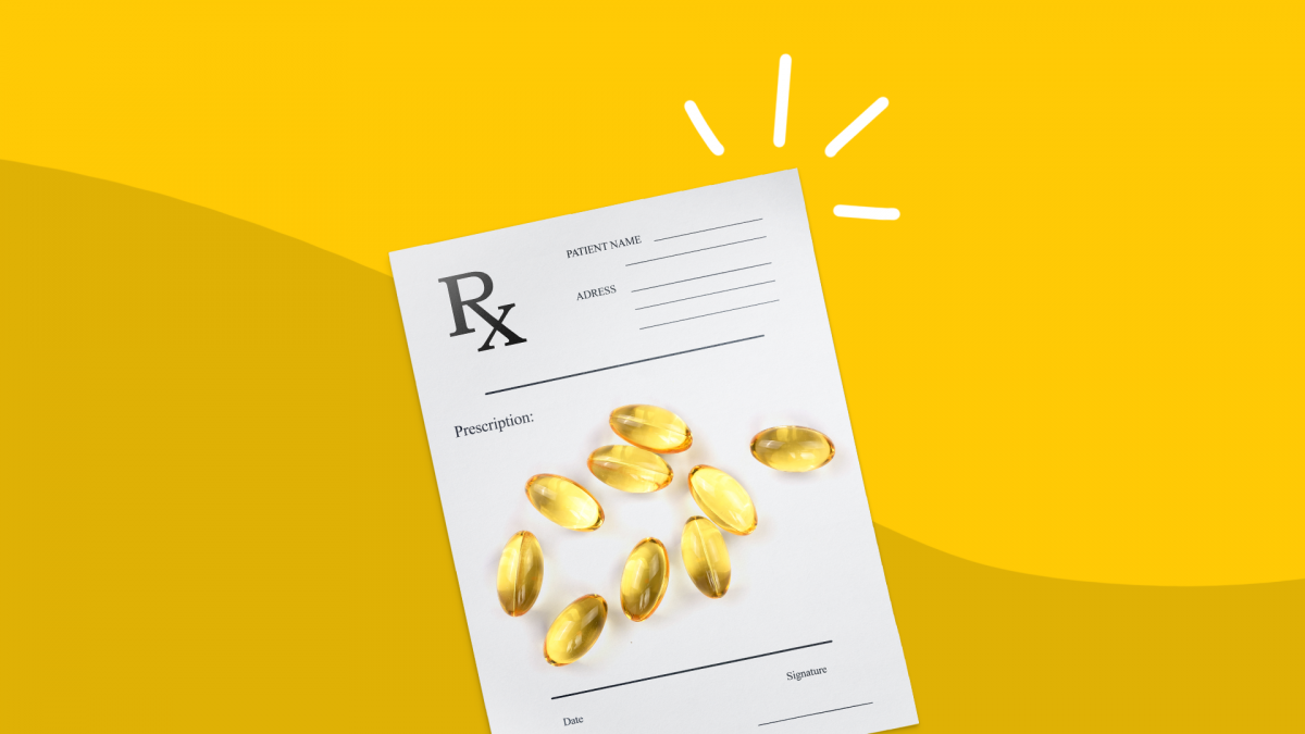Why would you need a prescription vitamin D?