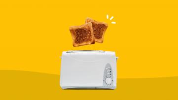 Sun-sensitive drugs - burnt toast