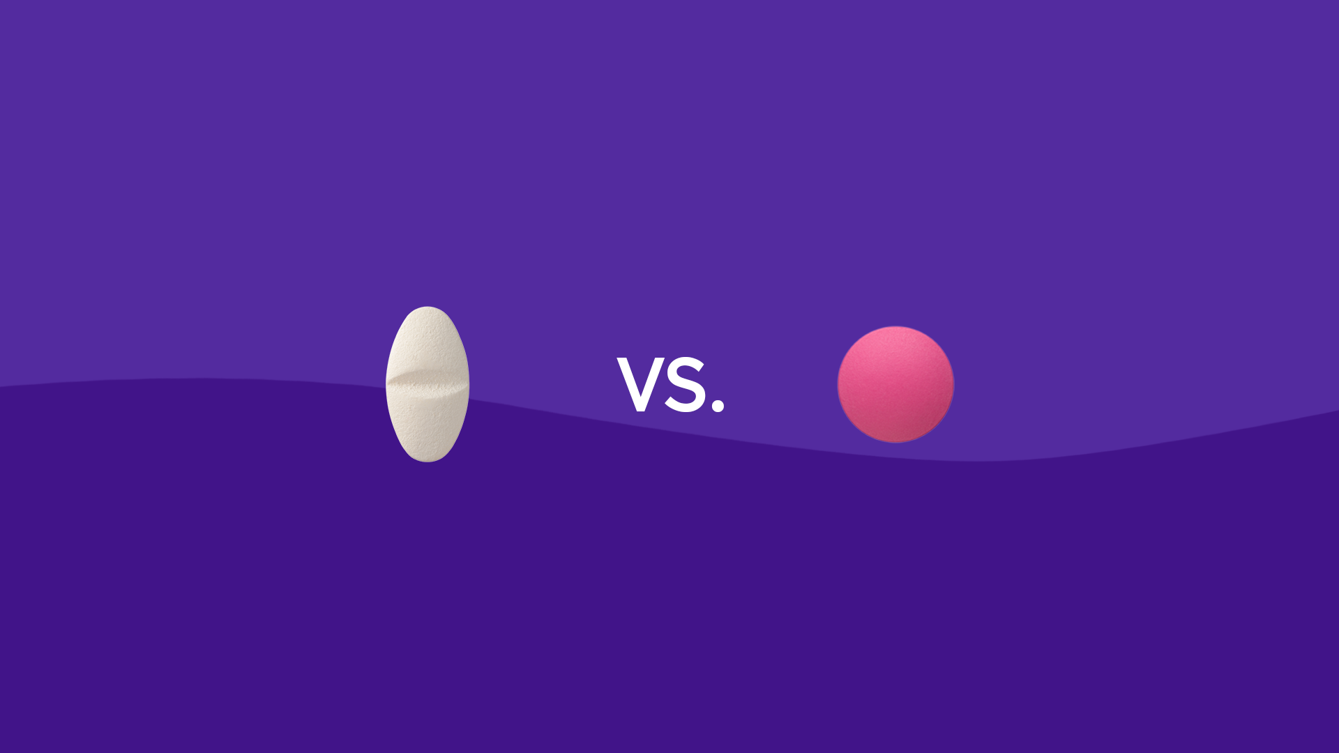 Acetaminophen vs. ibuprofen: Differences, similarities, and which is better for you