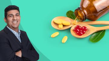 What vitamins should you take - Ramzi Yacoub