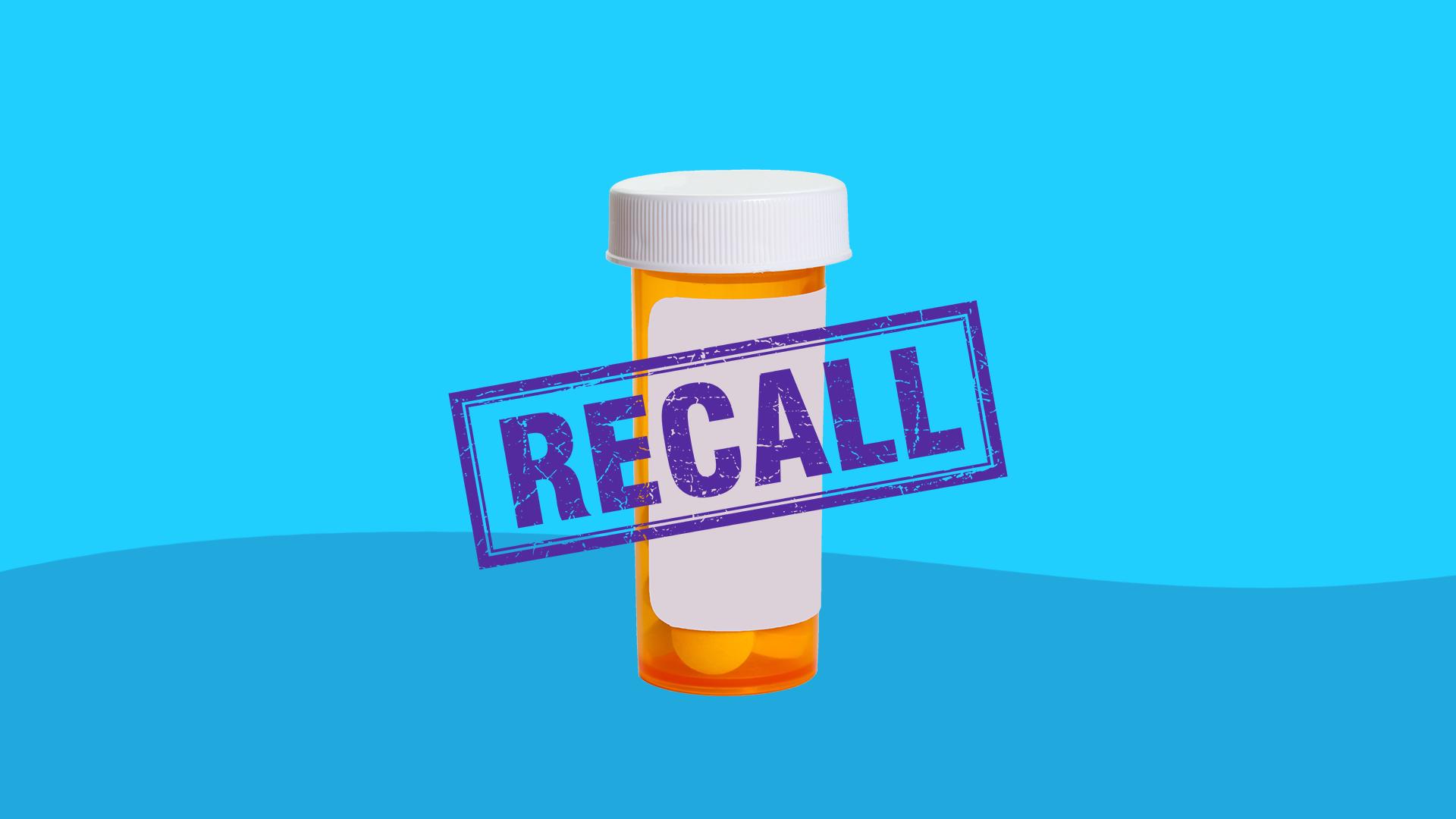 Pfizer issues voluntary recall of Chantix