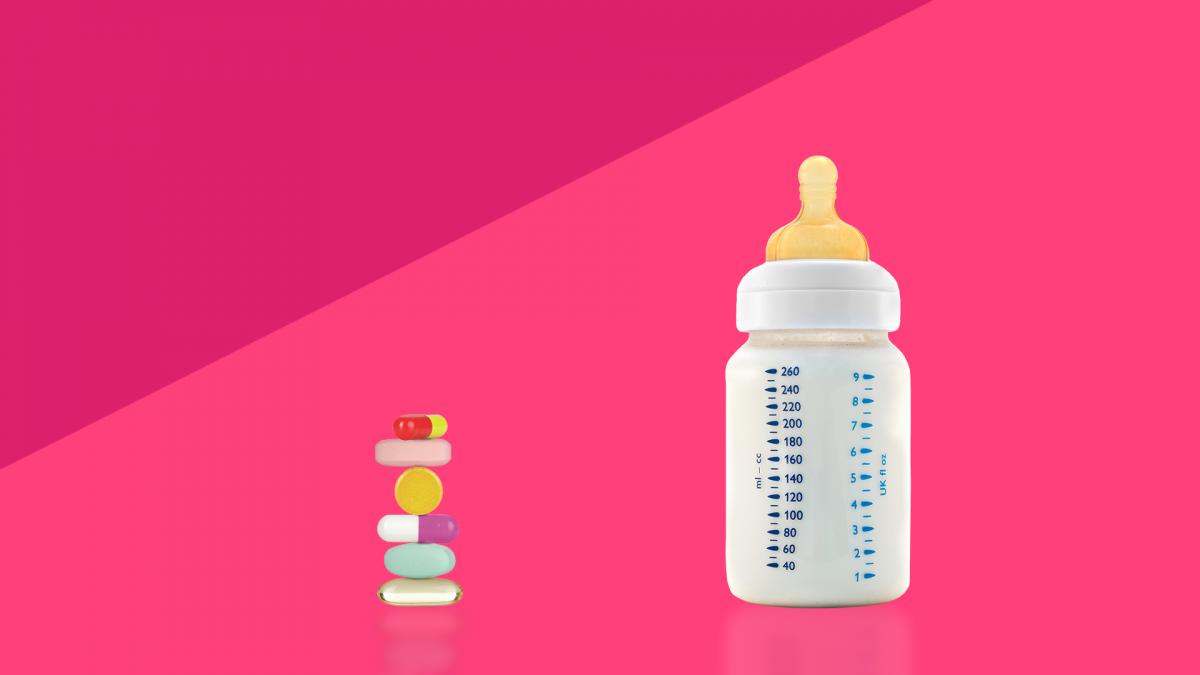 Antidepressants and breastfeeding