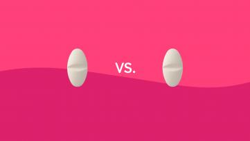 Monistat vs. Diflucan drug comparison
