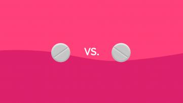 Percocet vs. Norco drug comparison