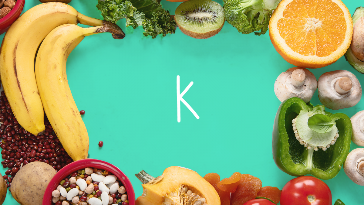 how do you get potassium in your diet