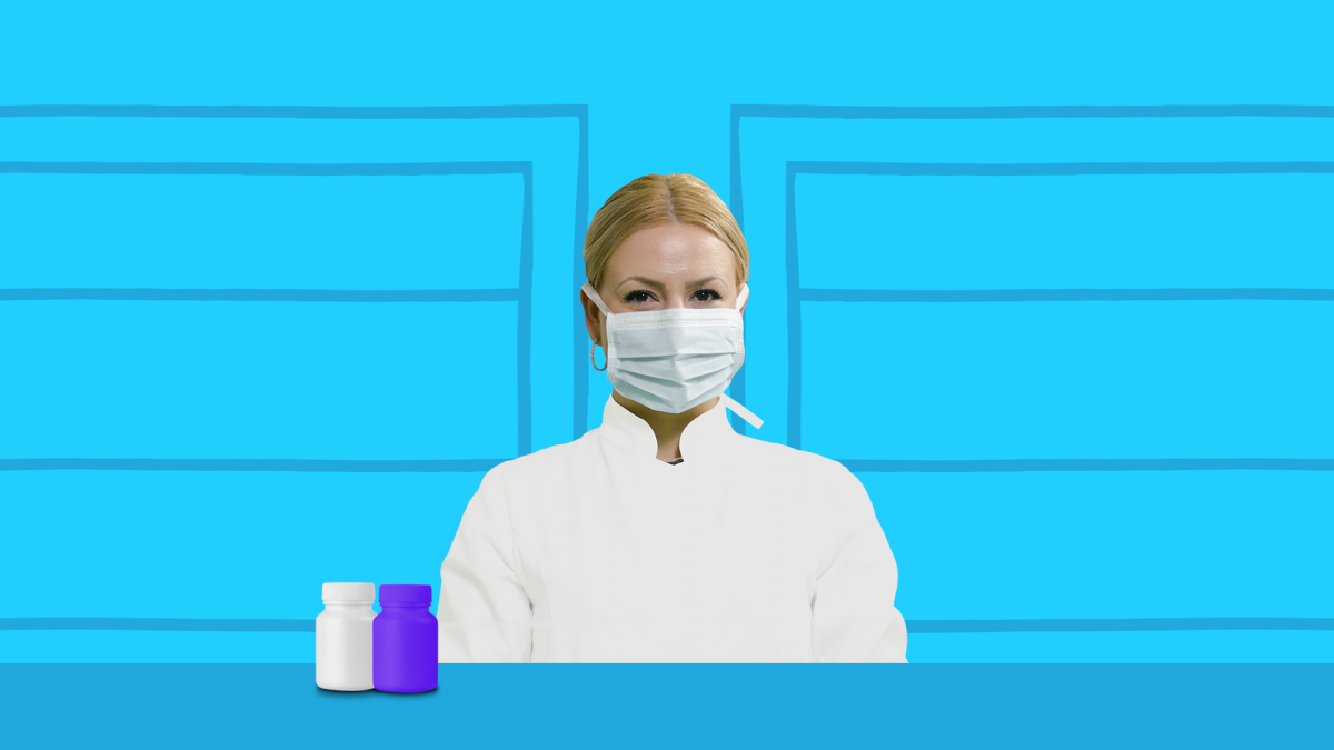 coronavirus tips for pharmacists