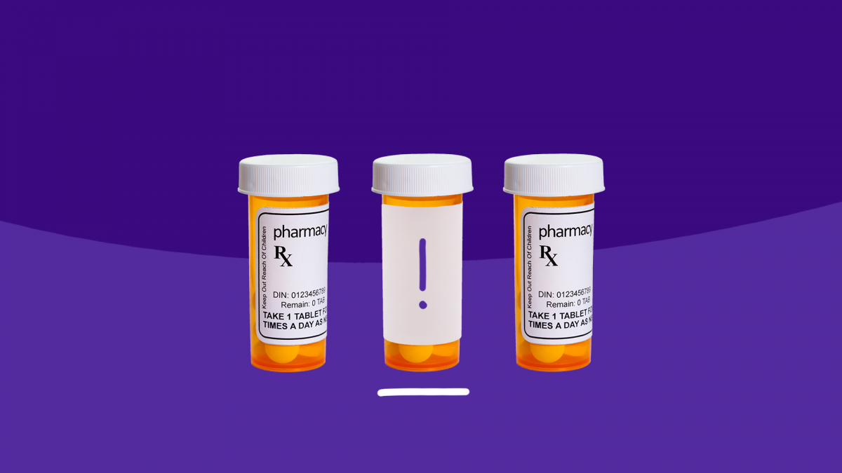 What is a black box warning - pill bottles