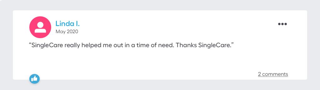 SingleCare reviews