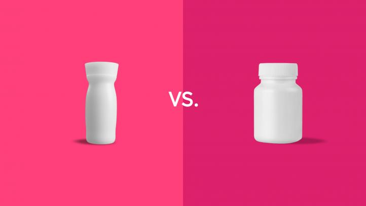 Benefiber vs. Metamucil comparison