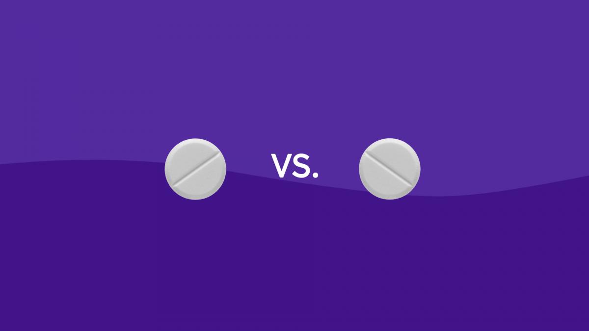 Klonopin vs. Valium drug comparison