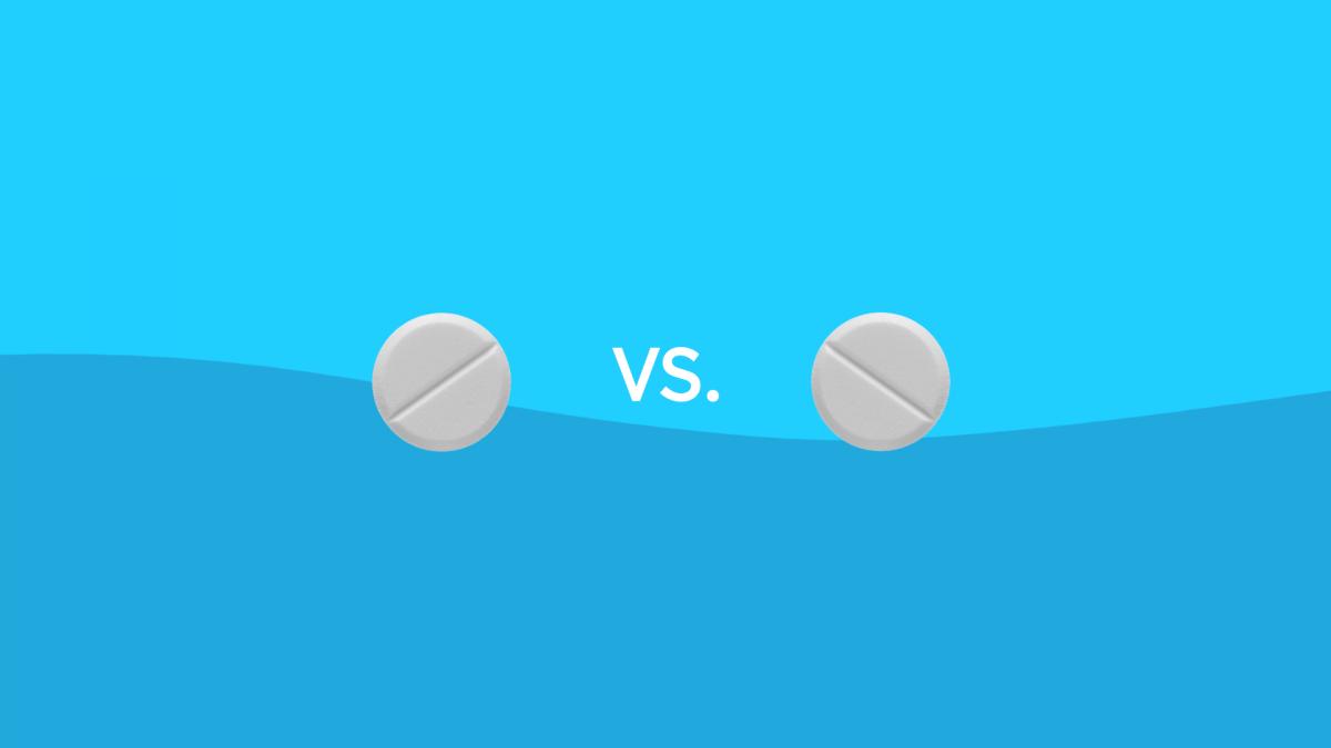 Zanaflex vs Flexeril drug comparison