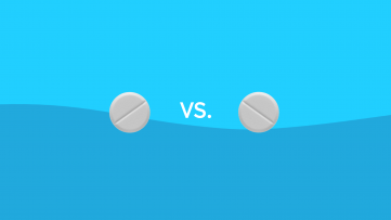 Dexamethasone vs. prednisone medications
