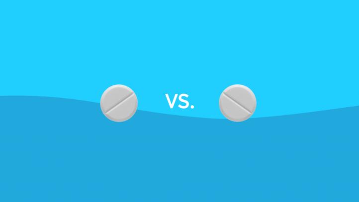 Dexamethasone vs. prednisone medications