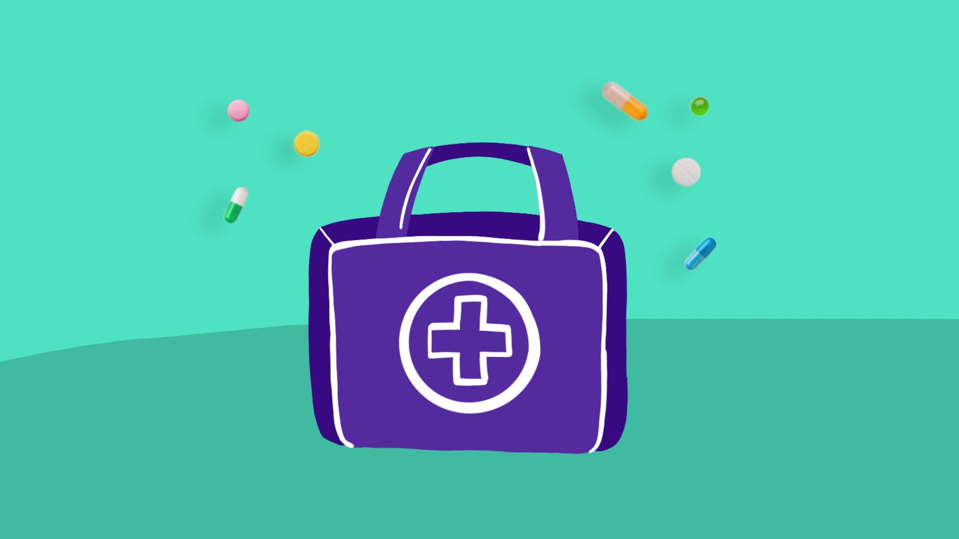 13 essential supplies to pack in a college first aid kit