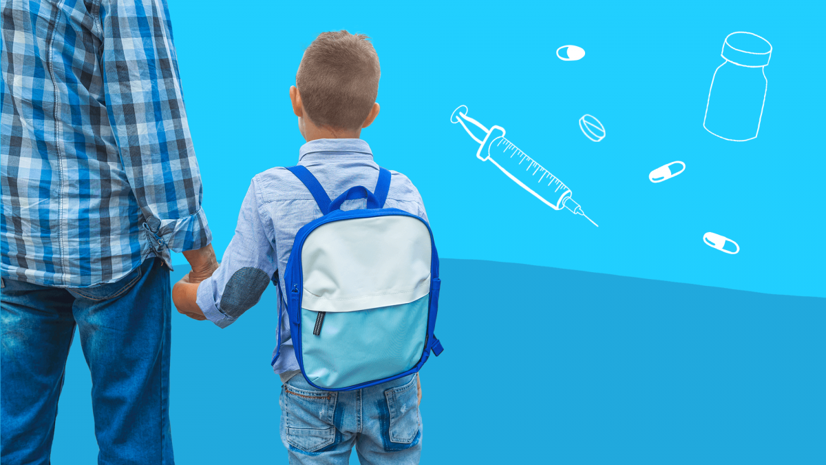 How to get an autistic child to take medicine